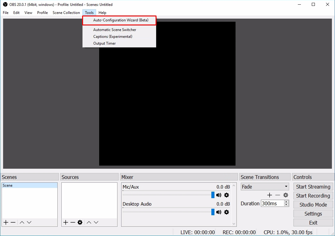 how to set up obs studio for twitch
