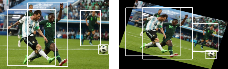 Data Augmentation for Object Detection: Rotation and Shearing