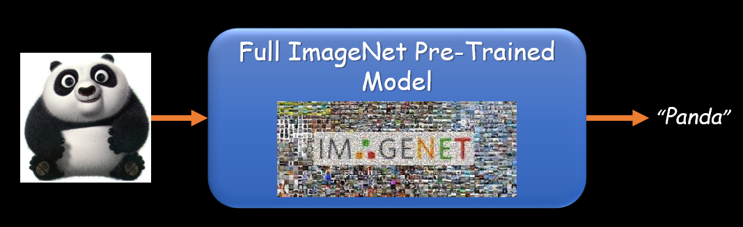 Figure3. Full ImageNet Classification Model Example