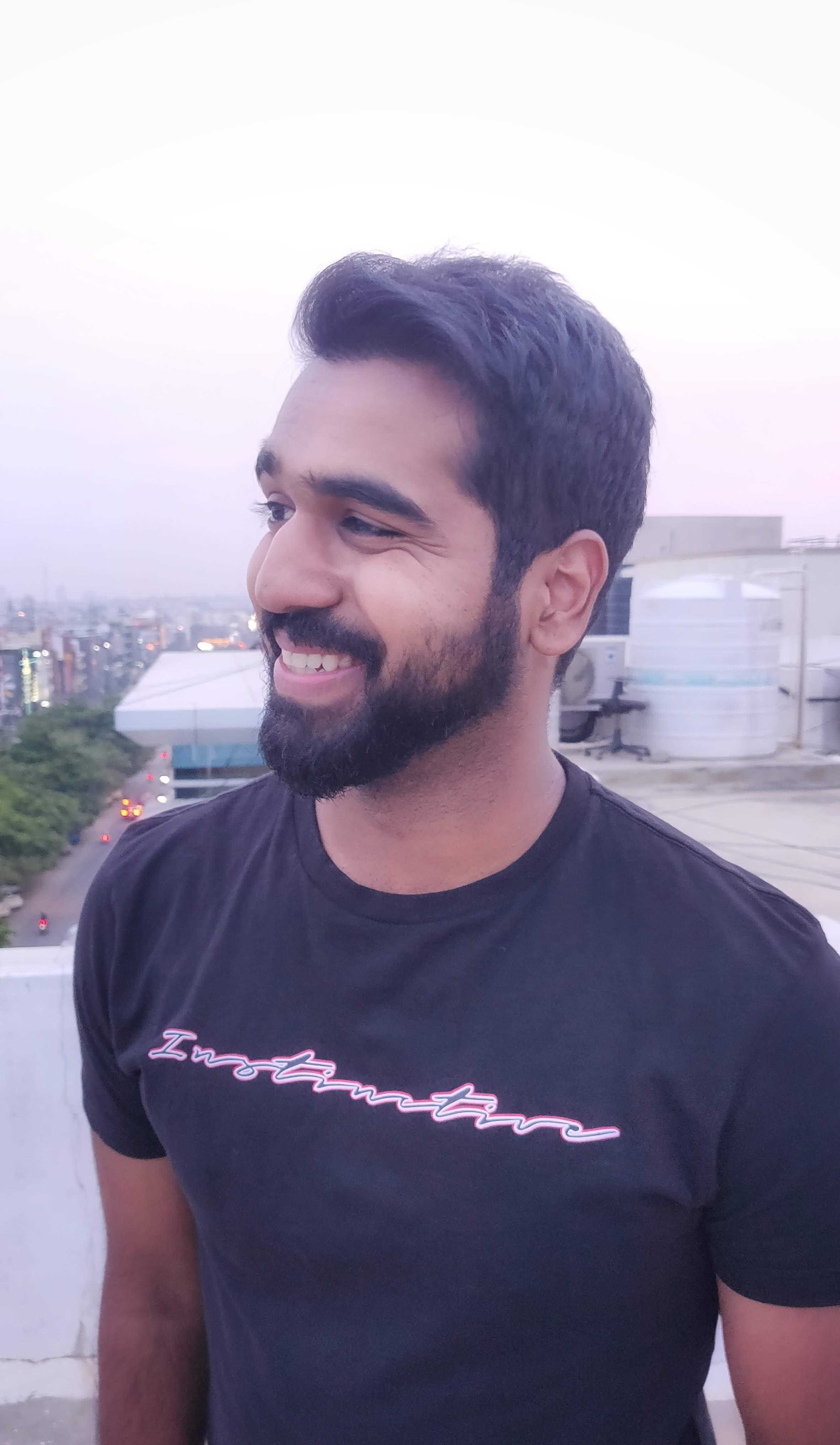 Sudharshan Chandra Babu