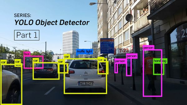 How to implement a YOLO (v3) object detector from scratch in PyTorch: Part 1