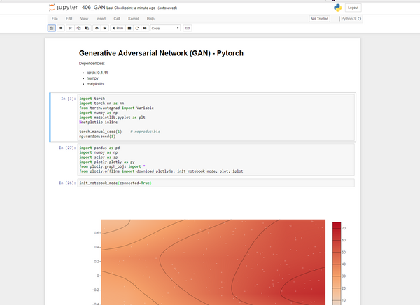 Jupyter notebooks the easy way! (with GPU support)