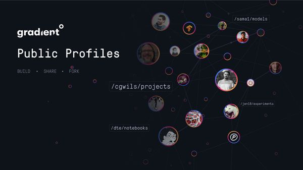 Introducing Gradient Public Profiles 📣