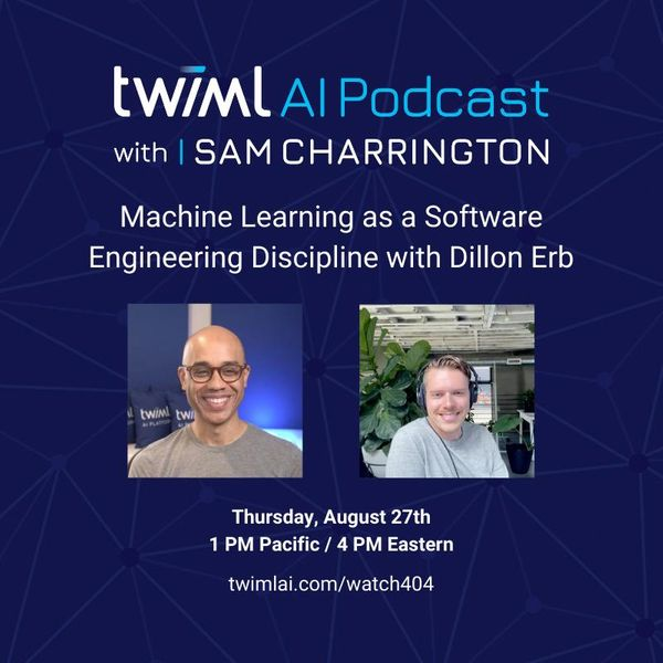 Paperspace CEO Dillon Erb joins the TWIML AI Podcast