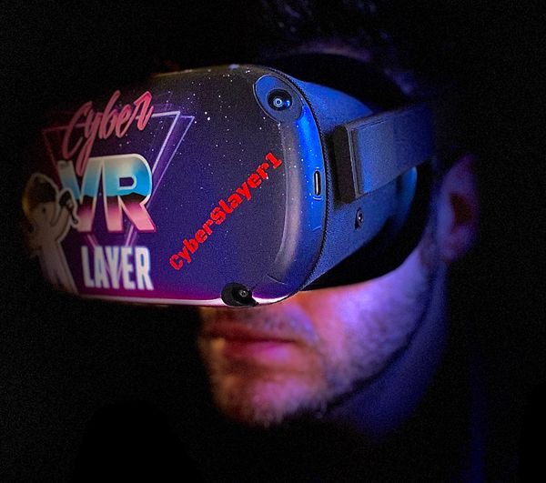Building Virtual Worlds with CyberLayerVR